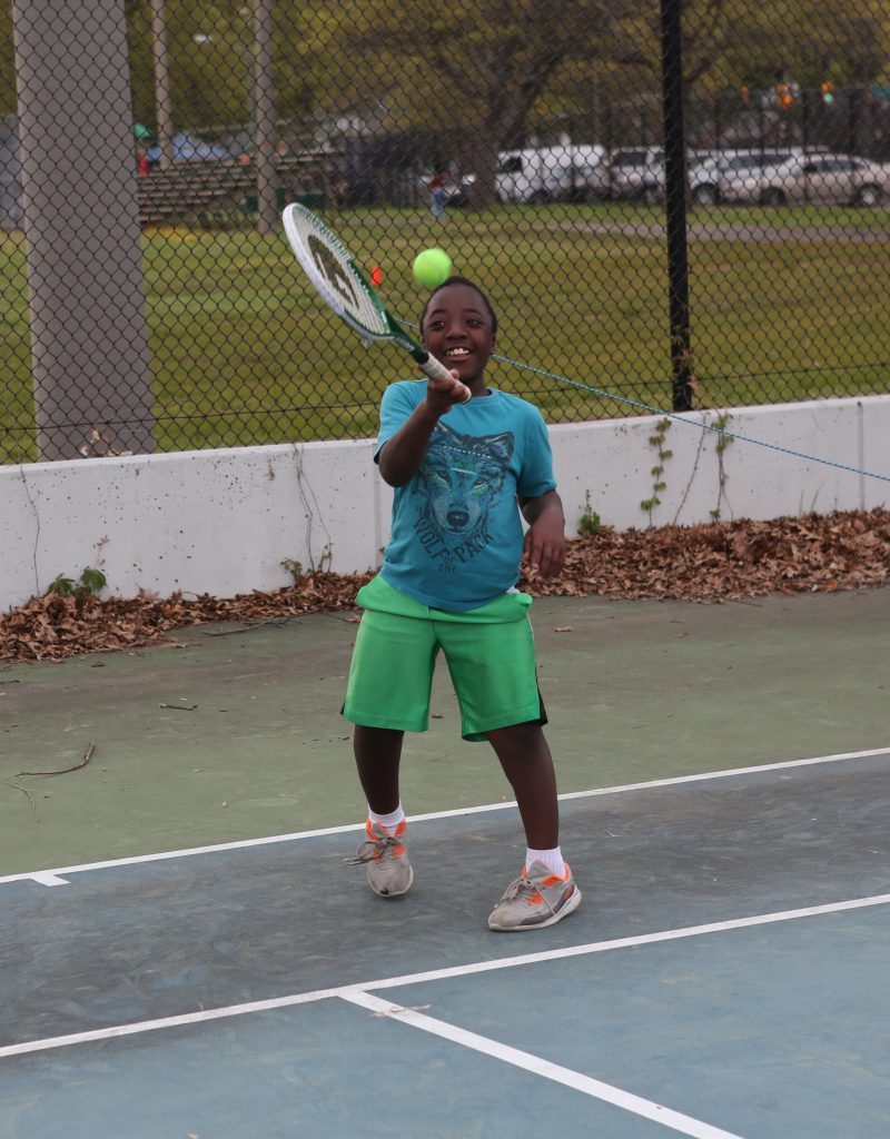 Youth Tennis photo