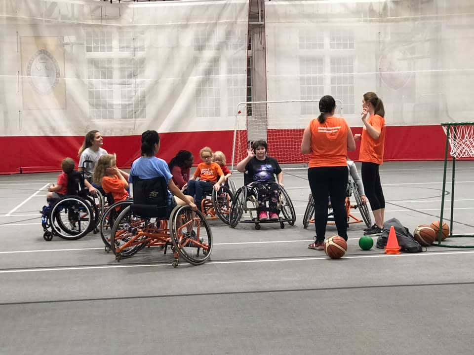 Youth Rec Basketball Photo