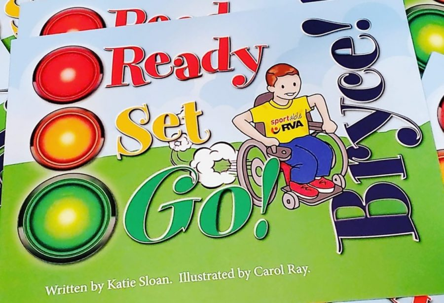 ready, set, go Bryce book cover