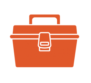 Tailgate Toolbox Icon
