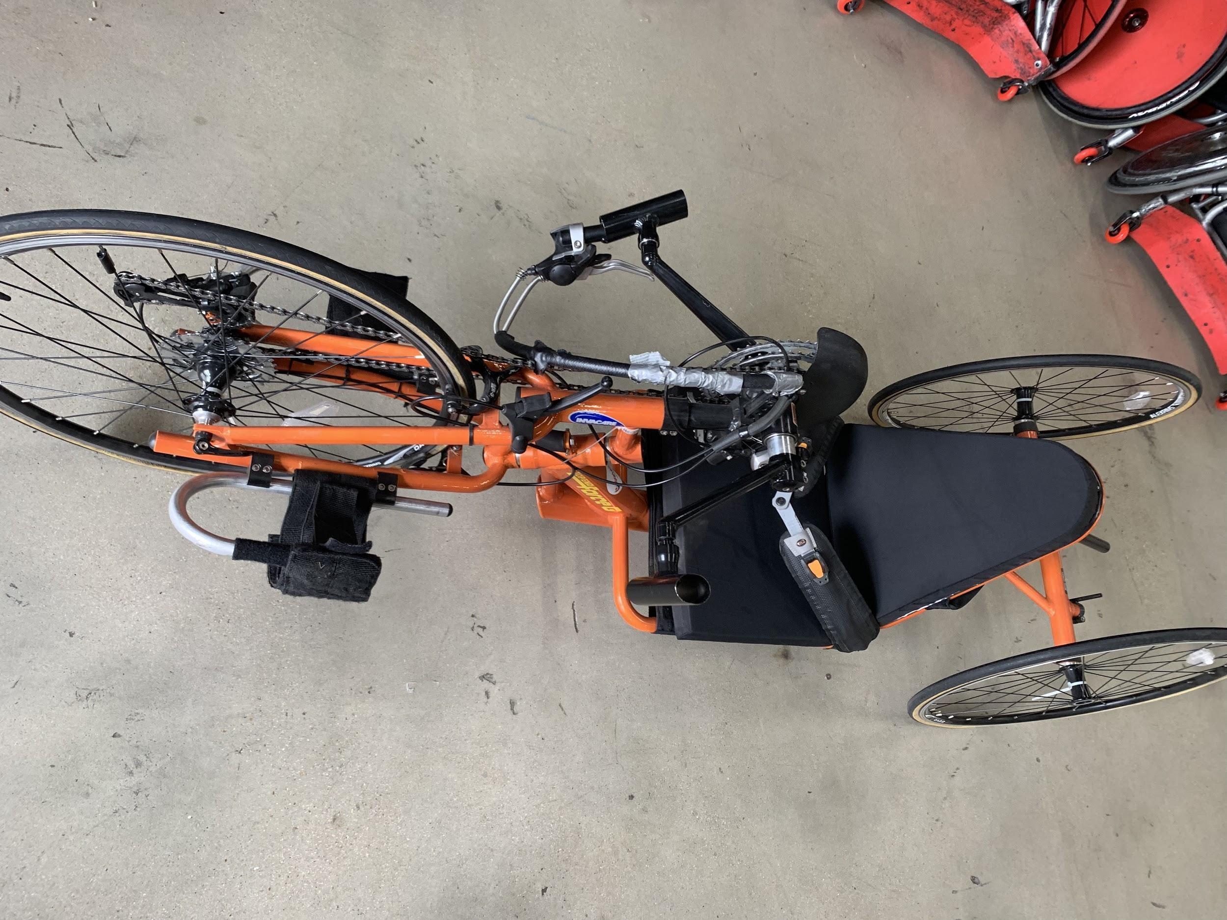 Handcycle photo