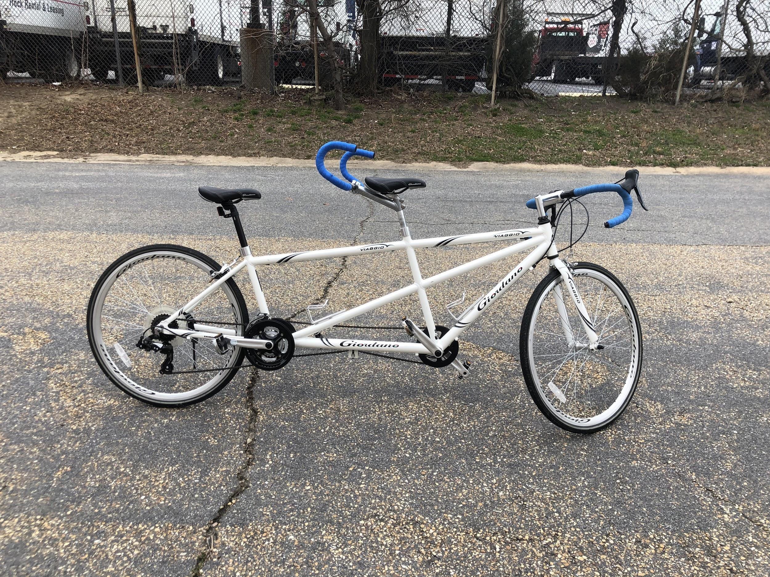 Tadem Bike photo