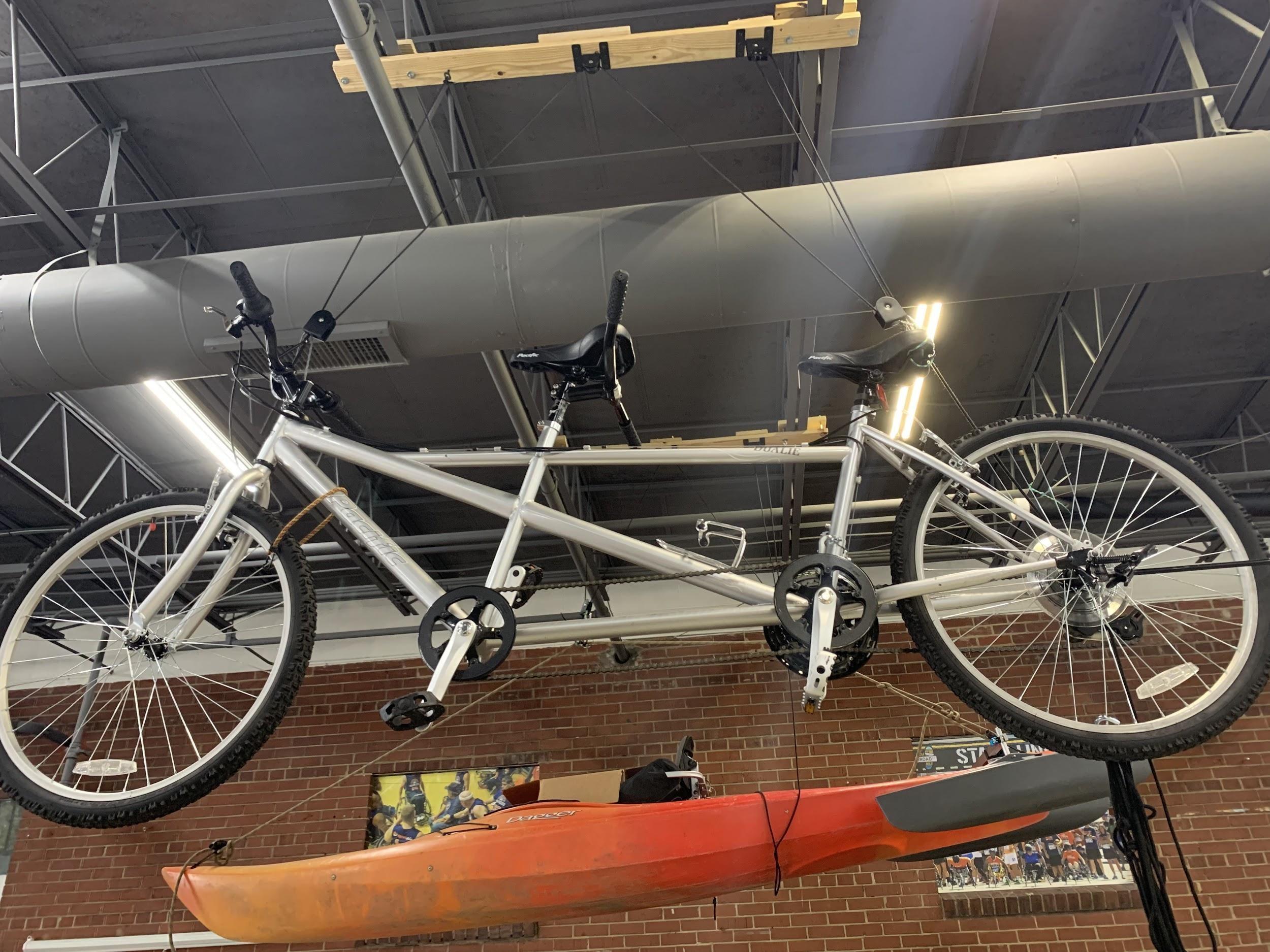Tandem Cycle Photo