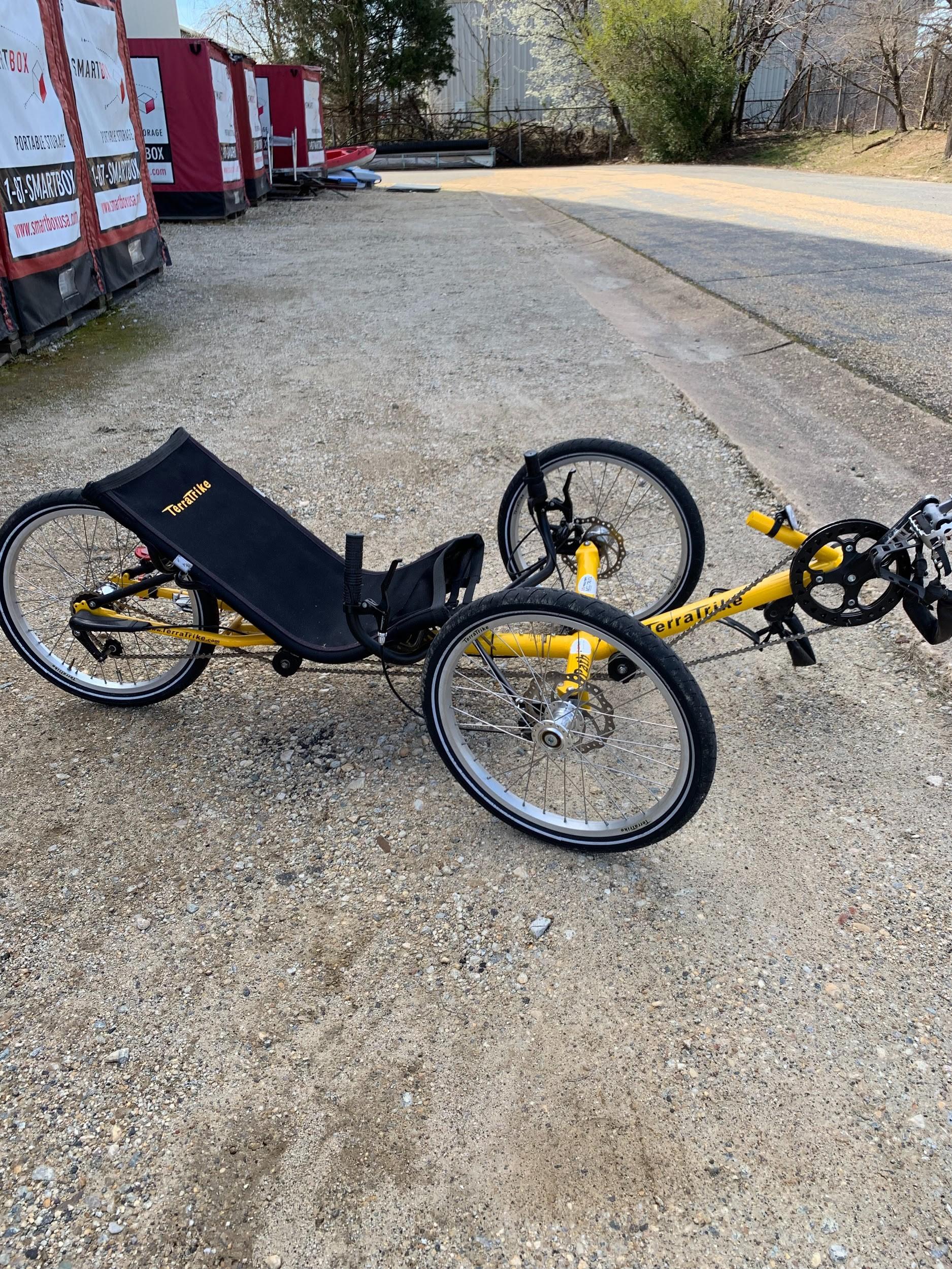 Terra Trike Photo