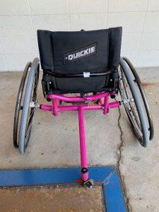 Tennis Chair Photo